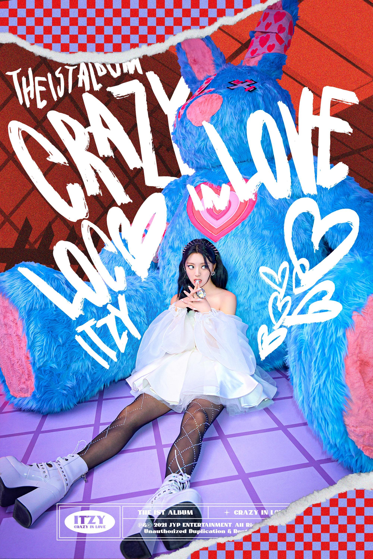 Teaser cá nhân của ITZY: Yuna sốc visual, Ryu Jin tới công chuyện - 4