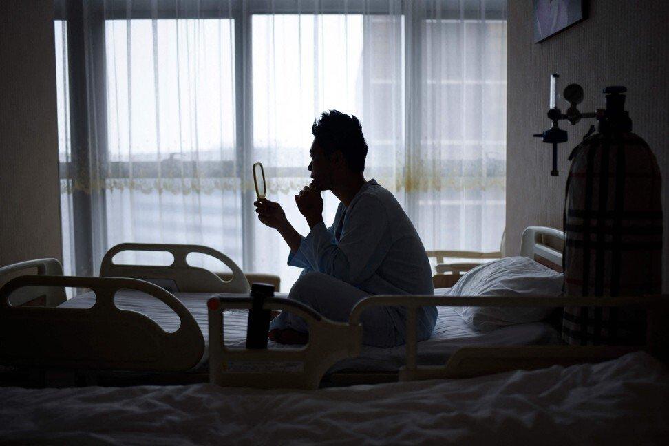 Ngày càng nhiều nam giới như Xia không ngại ngần chuyện can thiệp phẫu thuật thẩm mỹ.