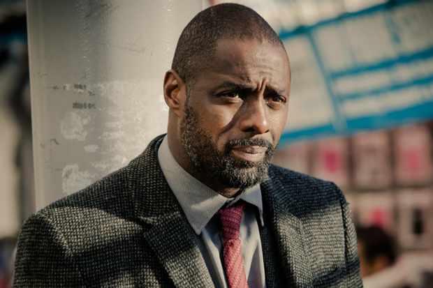 Idris Elba là một trong những tài tử da màu quyến rũ nhất Hollywood.