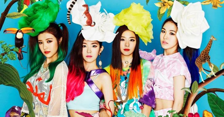 Bạn có biết những điều này về Red Velvet? - 2