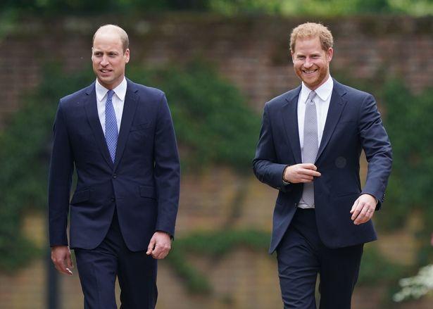 Lần gần nhất hai anh em gặp nhau là tại Lễ khánh thành tượng công nương Diana tại điện Kensington hồi tháng 7.