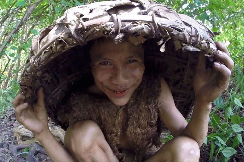 Người đàn ông dành suốt gần 41 năm trong rừng tách biệt thế giới bên ngoài.