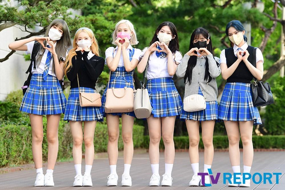 StayC đang là nhóm nữ tân binh được đông đảo fan Hàn yêu thích.