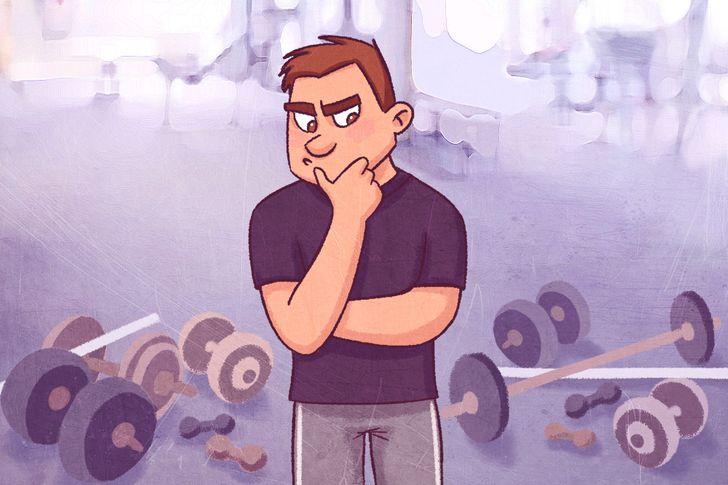 8 điều tối kỵ ở phòng gym - 4
