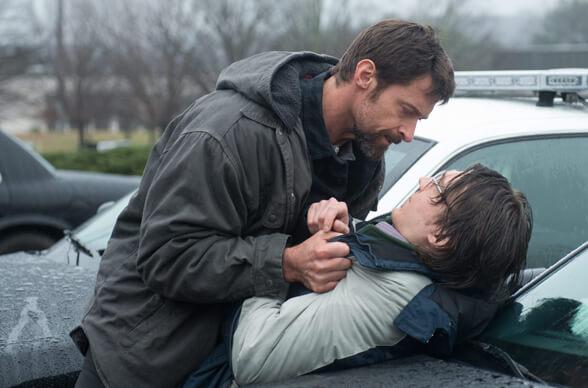 Hugh Jackman vào vai một ông bố cuồng nộ khi đứa con gái của mình mất tích.