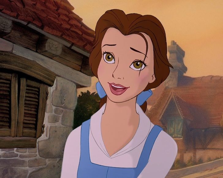 Công chúa Disney nào là hình mẫu tốt đẹp nhất cho các cô gái? - 9