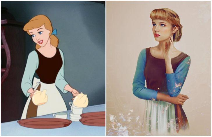 Lọ Lem Cinderella.