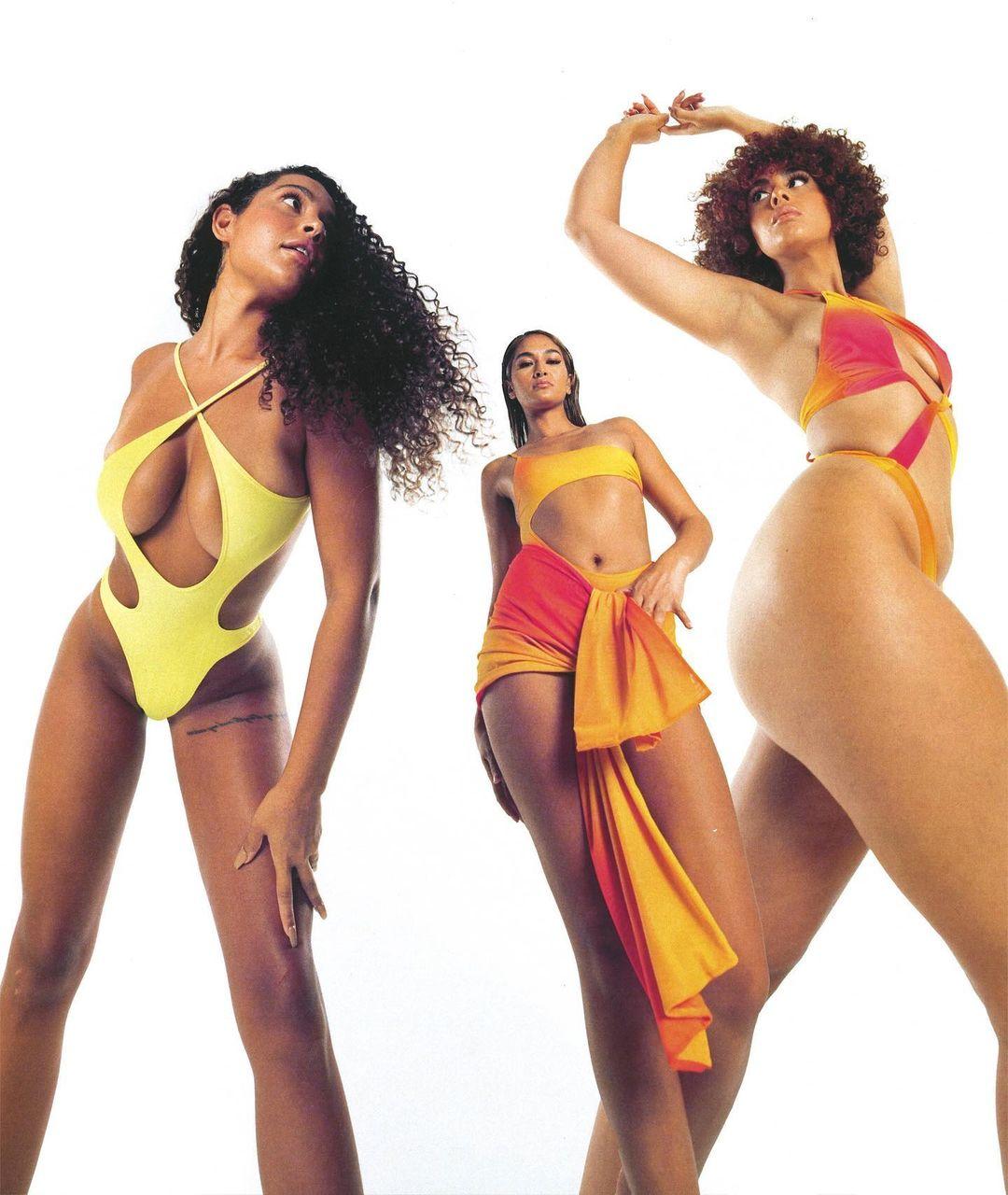 Một số mẫu bikini Kylie Jenner đang bán.